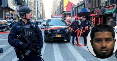 New Yorkin räjähdys oli terrori-iskun yritys – bangladeshilainen 27-vuotias mies rakensi itse putkipommin