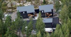 Rikollispomo pesi rahaa ja rakensi kaksi 200-neliöistä omakotitaloa – miehen nettotulot vain 40 000 euroa