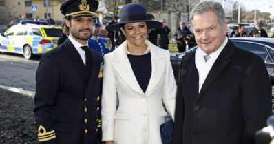 Prinsessa Victorian isoisä halusi vapaaehtoiseksi talvisotaan – Ruotsin kuningas kielsi