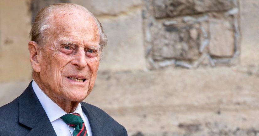 Prinssi Philip oli hiljattain hoidettavana sairaalassa sydänongelmien vuoksi.