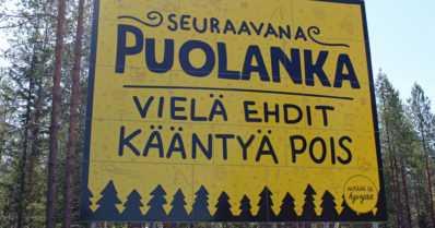 """Puolankalaisten metsien keskellä elämän synkkyys tiivistyy – """"Pessimisti ei pety!"""""""
