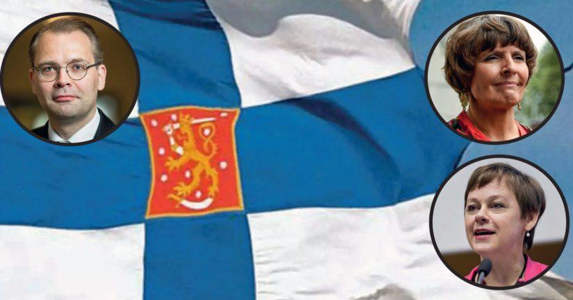 Puolustusministeri Jussi Niinistö on ärsyyntynyt ministeri Anne Bernerin ja valtiosihteeri Paula Lehtomäen alkaessa jarruttaa lakihanketta.
