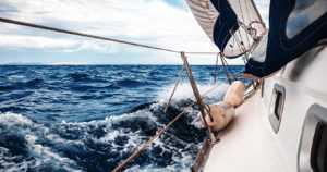 Purjevene ei palannut maihin reittisuunnitelman mukaisesti – meripelastus sai hälytystehtävän