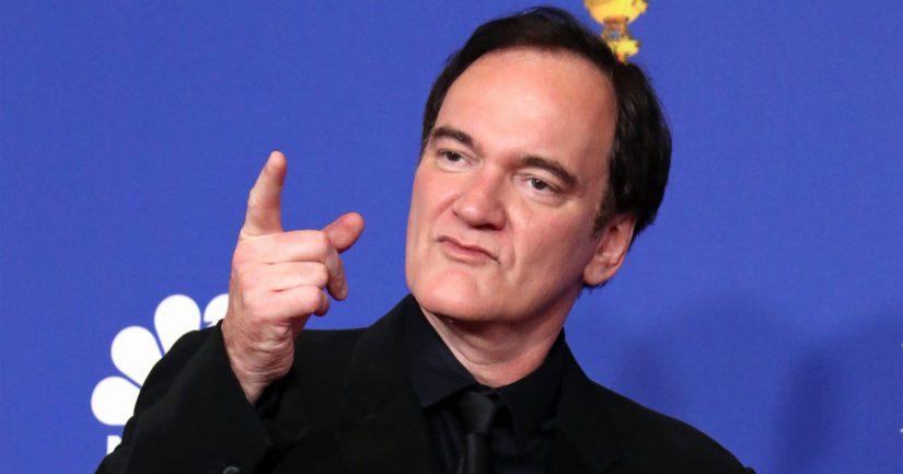 Once Upon a Time in Hollywood palkittiin myös ohjaaja Quentin Tarantinon tekemästä parhaasta käsikirjoituksesta.