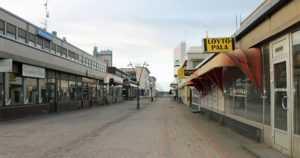 """Kuihtuneeseen Raahen keskustaan suunnitellaan katettua kävelykatua – """"Mistä yrittäjät ja niille asiakkaat?"""""""
