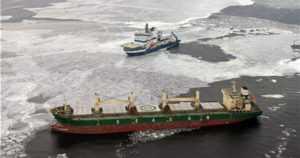 Panaman lipun alla seilaava rahtialus vuotaa Suomenlahdella – meripelastus paikalla ja tilanne vakaa