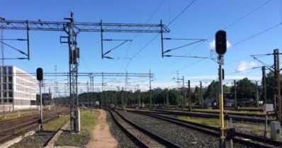 Mitä ihmettä – yhteen Suomen kaupunkiin tulee Euroopan rautateiden raideleveys