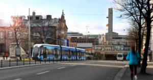 Joukkoliikenteen vaihtoehtoja selvitettiin – raitiotie on kaksi kertaa superbussia kalliimpi