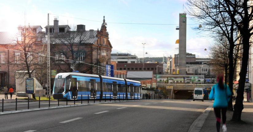 Vastaavan kokoisista kaupungeista Suomessa Tampere aloitti raitiotieselvitykset jo 2000-luvun alussa.