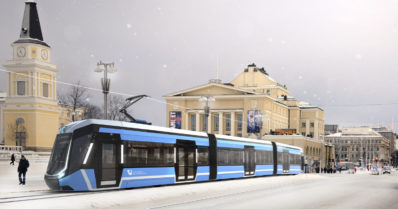Raitiovaunukiskot pysyivät solmussa Tampereella