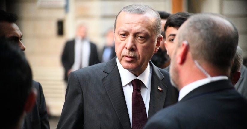 Recep Tayyip Erdoganin johtama Turkki määritteli Isisin terrorijärjestöksi jo vuonna 2013.