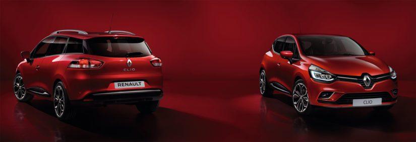 Renault Cliolle tehtiin kasvojenkohotus viimeksi viime vuonna.