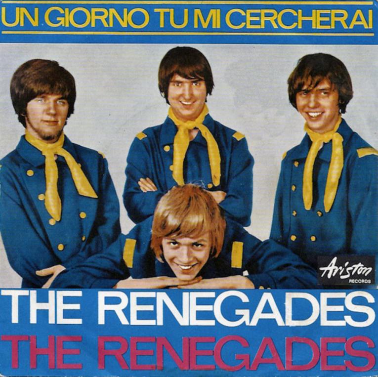 Suomesta The Renegades siirtyi Italiaan ja osallistui kappaleella muun muassa San Remon musiikkifestivaaleille.