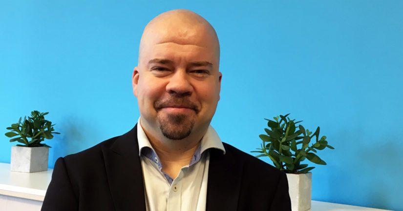 Risto Rissanen toimii siviilityössään LähiTapiola Savon korvausjohtajana.
