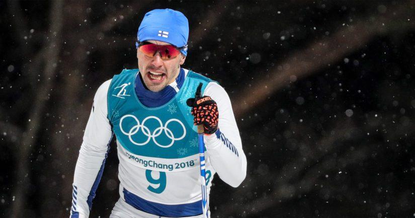 Ristomatti Hakola ylsi hienosti sprinttifinaaliin, mutta mitali jäi vielä saavuttamatta.