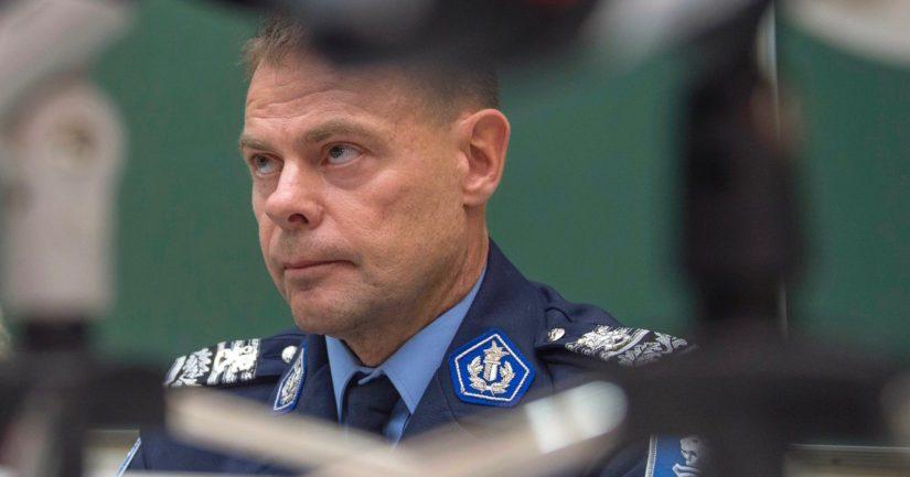 KRP:n päällikköä Robin Lardotia epäillään esitutkinnassa virkavelvollisuuden rikkomisesta.
