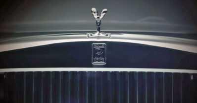 Rolls-Roycen uusi lippulaiva esitellään heinäkuussa