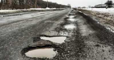 Leudot talvet heikentävät tieverkoston kuntoa – tuulilasivauriot lisääntyvät vuosi vuodelta