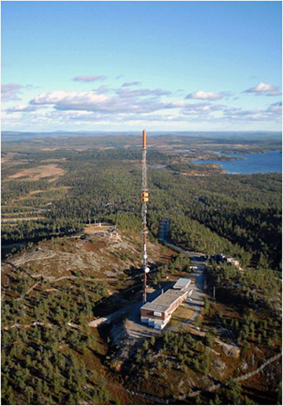 Esimerkiksi Rukan huipulle ei ole kannattavaa sijoittaa kahden toimijan UHF-antennia.
