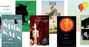 Runeberg-palkintoehdokkaiksi kielen taitureita ja muodon uudistajia