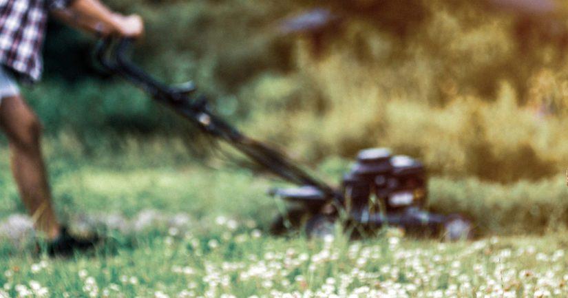 Vastaajista yli kaksi kolmasosaa pitää esimerkiksi naapurin illalla tapahtuvaa ruohonleikkuuta ongelmattomana.