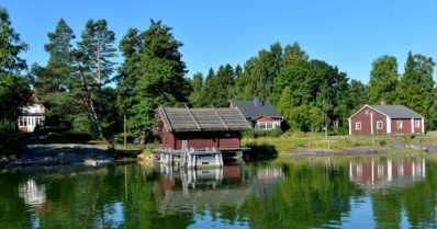 Saaristomuseo avautuu vanhalla kalastajatilalla – arki koostui raskaasta työstä karuissa olosuhteissa