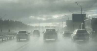 """Voimakas matalapaine tuo Suomeen myrskypuuskia ja lumisateita – """"Auton ratissa kannattaa olla tarkkana"""""""