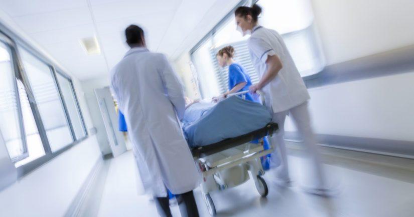 Onnettomuudessa loukkaantuneet toimitettiin sairaalaan hoidettavaksi.
