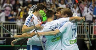 Suomi vei rankkarikisassa salibandyn MM-kullan – Ruotsin nenän edestä!