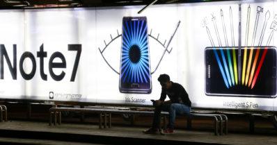 Samsungin soittokunta esittää: räjähdysvaara
