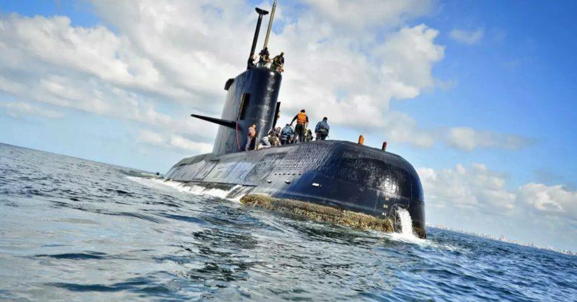 Kadonnut argentiinalainen sukellusvene oli palaamassa kaksi kuukautta kestäneeltä operaatioltaan.