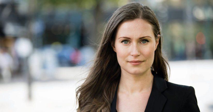 Uusi pääministeri Sanna Marin on toisen kauden kansanedustaja Tampereelta.