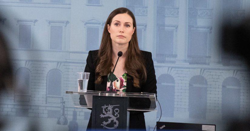 Hallitus esitteli pääministeri Sanna Marinin johdolla lisätalousarvioesityksen.
