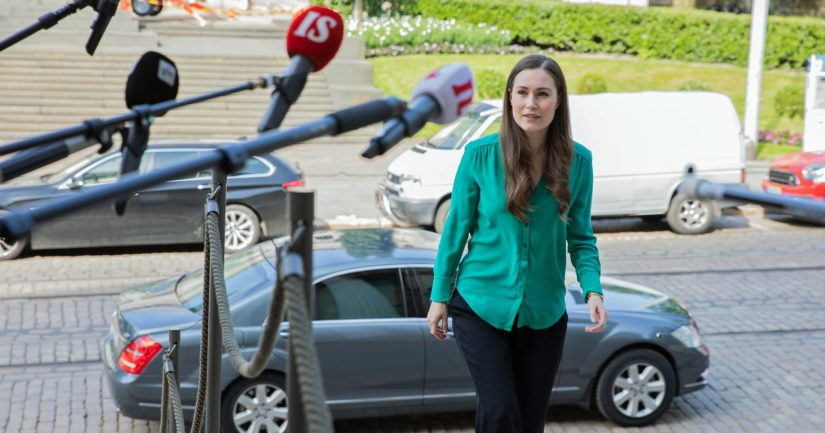 Pääministeri Sanna Marin lupasi hallituksen käyvän läpi vielä kaikki koronasuositukset ja tarkentavan niitä tarvittaessa.