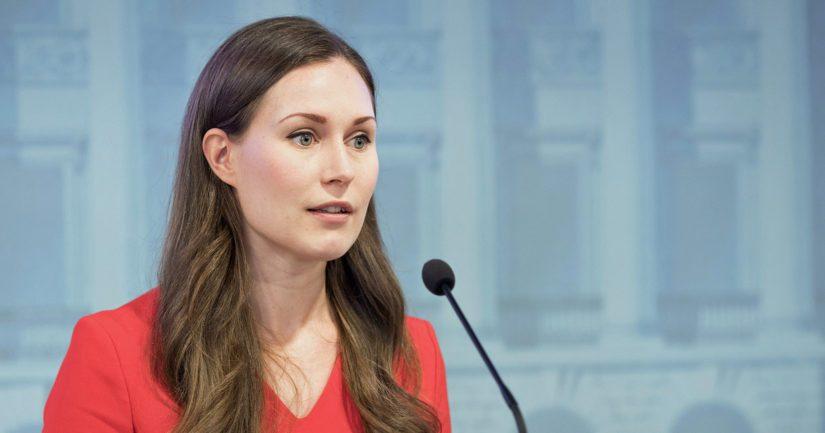 Pääministeri Sanna Marinin mukaan hallituksen selkeä tahtotila on kotiuttaa lapset niin pian kuin mahdollista.
