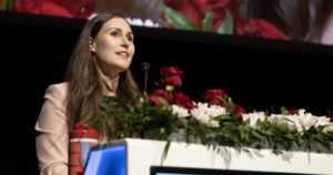 SDP:n puoluekokouksessa valittiin uusi puoluejohto – Sanna Marinista odotetusti puheenjohtaja