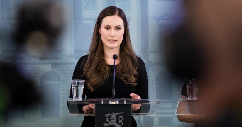 Pääministeri Sanna Marin kertoi hallituksen tiedotustilaisuudessa, että uudet rajoitukset ovat voimassa 19. huhtikuuta 2020 saakka.
