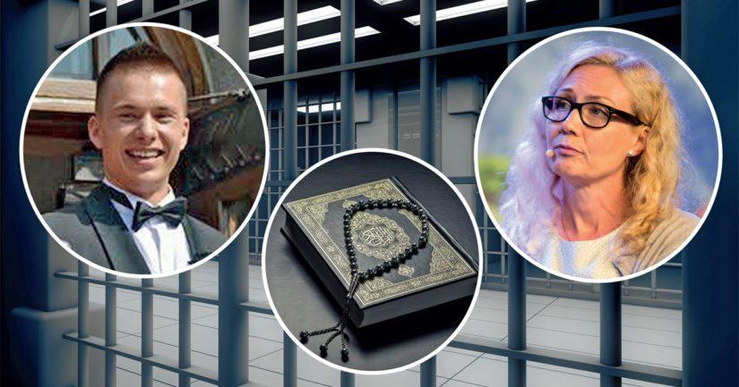 Satuhäät-ohjelmassa vihillä käynyttä Veikka Joki-Erkkilää uhkaa vankeus, nuoren miehen perheen koviin kokemuksiin liittyvät myös islam ja Anneli Auer.