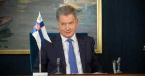 Tasavallan presidentti Sauli Niinistön uudenvuodenpuhe 1.1.2017