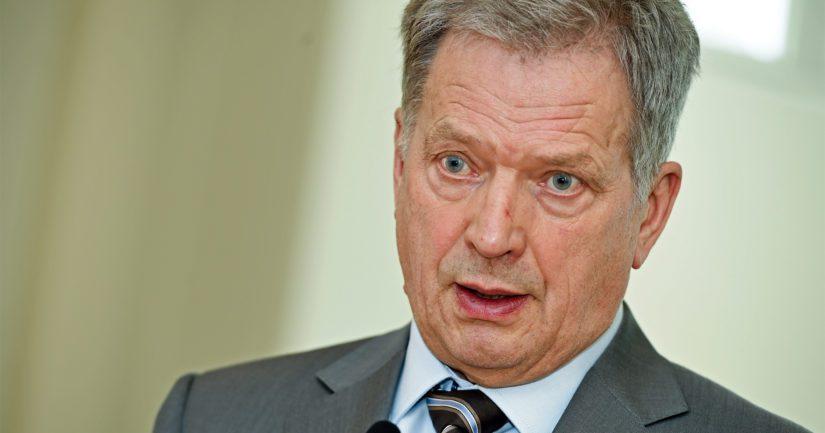 – Olemme pyrkineet saamaan tietoa kaikista mahdollisista lähteistä, presidentti Sauli Niinistö totesi.