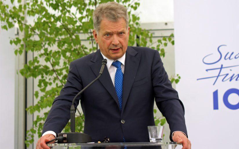 Presidentti nimittää ministerit pääministerin ehdotuksesta, mutta ulkoministerin henkilöstä presidentti Niinistö totesi olevan syytä kysyä.