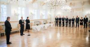 Tasavallan presidentti jakoi kansainvälistymispalkinnot –