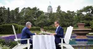"""Presidentti Sauli Niinistö on huolissaan EU:sta – """"Talousongelmat on ratkaistu painamalla lisää rahaa"""""""