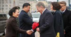 Presidentti Sauli Niinistö valtiovierailulle Kiinaan – keskusteluissa ovat esillä myös suurvaltasuhteet