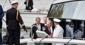 """Sauli Niinistö keskusteli Vladimir Putinin kanssa – """"Monet asiat ovat menossa parempaan suuntaan"""""""