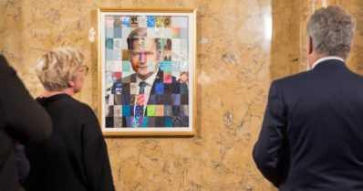 Keskustelua herättänyt presidentin muotokuva on nyt esillä kaikille – Ateneumissa myös ilmaispäivä