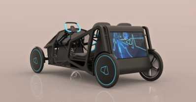 Sähköavusteinen kevytajoneuvo Scouter etenee kohti sarjatuotantoa – vastuullinen ja ekologinen ajoneuvo