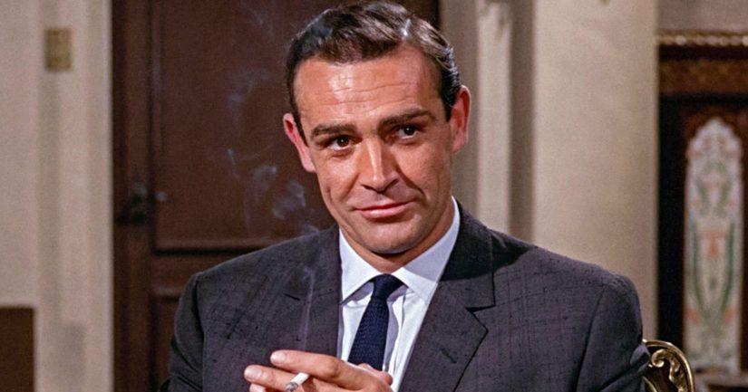 Sean Connery nähtiin James Bondin roolissa muun muassa vuoden 1963 elokuvassa Salainen agentti 007 Istanbulissa.