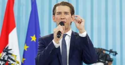 Itävalta otti askeleen oikealle – Sebastian Kurzista tulee maailman nuorin valtiojohtaja