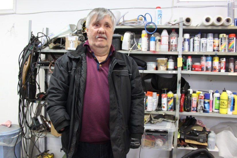 Vammautumisensa jälkeen Seppo on tullut tunnetuksi idearikkaana yrittäjänä. – Olen perustanut viisi erilaista yritystä ja tehnyt kauppaa perunoista hevostarvikkeisiin.